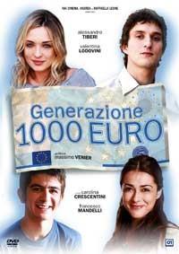 Generazione 1000 Euro - dvd