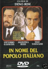 in nome del popolo italiano dvd copertina