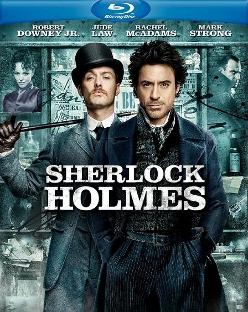 sherlock holems blu-ray copertina