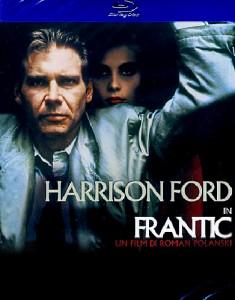frantic copertina dvd