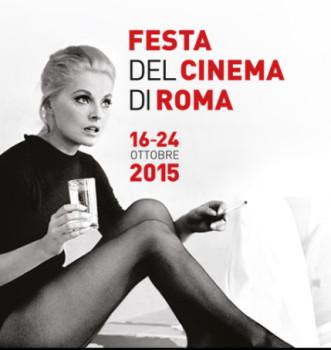 Festa cinema Roma 2015